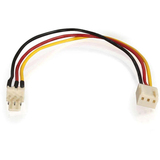 C2G 3-pin Fan Power Extension Cable 27392