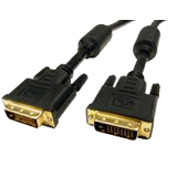 Cables Unlimited 10ft DVI D M to M Dual Link Cable
