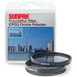 ToCAD Sunpak CF-7060-CP PicturePlus 62mm Circular Polarized Filter - CF7060CP