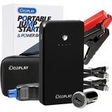 iDeaUSA J06 Portable Jump Starter