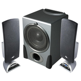 Cyber Acoustics CA-3550WB Multimedia Speaker System