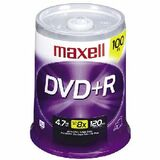 Maxell 8x DVD+R Media
