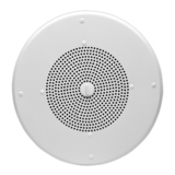 Valcom V-1020C Speaker - Semi-gloss White V-1020C