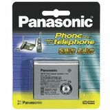 Panasonic Nickel-Metal Hydride Cordless Phone Battery - HHRP402A