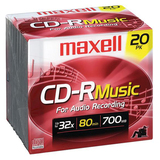 Maxell CD-R Gold Music Media