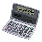 Casio Handheld Foldable Pocket Calculator