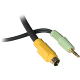 Cables To Go Video/Audio Adapter Cable