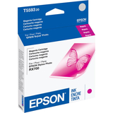 Epson Black and Color Ink Cartridge For Stylus Photo RX700 Printer - T559320