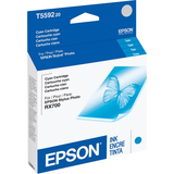 Epson Black and Color Ink Cartridge For Stylus Photo RX700 Printer - T559220