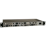 Transition Networks Point System 8 Slot Media Converter Chassis