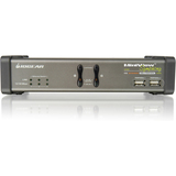 IOGEAR Miniview Symphony 2-port Multi-function KVM Switch GCS1772