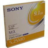 "Sony 5.25"" Magneto Optical Media - CWO9100CWW"