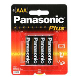 Panasonic AAA-Size General Purpose Battery Pack AM4PA4B