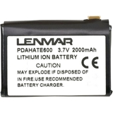 Lenmar Treo 600 Portable PDA Battery