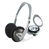 Coby CV-H89 Digital Stereo Headphone