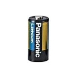 Panasonic CR123A Photo Lithium Battery Pack