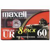 Maxell UR Type I Audio Cassette 109085