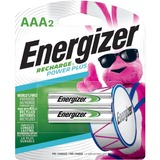 Energizer AAA Rechargeable Nickel Metal Hydride Battery - NH12BP2