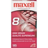 Maxell T-160HG VHS Videocassette 224510