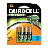 Duracell Nickel Metal Hydride General Purpose Battery - DC2400B4N