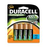 Duracell AA NiMH General Purpose Battery - DC1500B8N