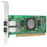 QLogic SANblade QLA2462-CK 4 Gbps Dual Port Fiber Channel PCI-X 2.0 Host Bus Adapter