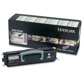 Lexmark Return Program Black Toner Cartridge 24015SA
