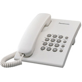 Panasonic KX-TS550W Corded Telephone