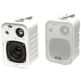 TIC ASP25-W Indoor/Outdoor Speakers - ASP25W