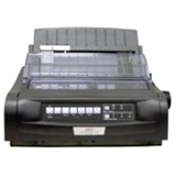 Oki MICROLINE 420 Dot Matrix Printer 91909703