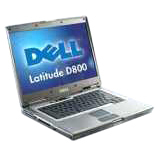 Protect Dell Latitude D800 Notebook Cover
