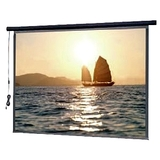 Da-Lite Slimline Electrol Projection Screen