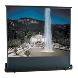 "Draper Road Warrior Projection Screen - 55"" - 16:9 - Portable 230005"