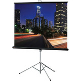 "Draper Consul Electric Projection Screen - 70.7"" - 1:1 - Portable 216002"