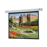 Da-Lite Designer Contour Electrol with Integrated Infrared Remote Projection Screen 89746W