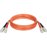 Tripp Lite Fiber Optic Multimode Duplex Patch Cable