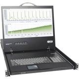 Tripp Lite NetDirector 1U Rackmount LCD Console B021-000-17