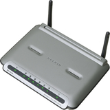 Belkin - Wireless G Plus MIMO Router