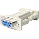 StarTech.com DB9 RS232 Serial Null Modem Adapter - F/F NM9FF