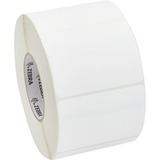 Zebra Label Paper 4 x 3in Thermal Transfer Zebra Z-Perform 2000T Value 3 in core 10000284