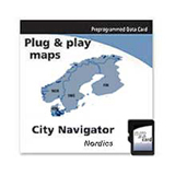 010-10691-03 - Garmin City Navigator NT, Nordics Digital Map