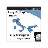 Garmin City GPS NT Italy & Greece Digital Map