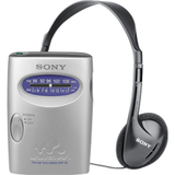 Sony SRF-59SILVER Radio Tuner - SRF59SILVER