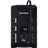 CyberPower Intelligent LCD CP685AVRLCD 685VA Desktop UPS CP685AVRLCD