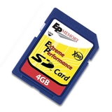 EP Memory 4GB Extreme Performance Secure Digital Card - 150X