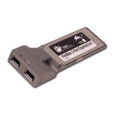 SIIG FireWire 2-Port ExpressCard