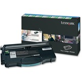 Lexmark Black Return Program Toner Cartridge 12015SA