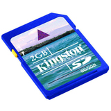 Kingston 2GB Secure Digital Card