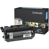 Lexmark Black Extra High Yield Return Program Toner Cartridge - X644X11A