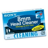 Sony 8mm Head Cleaner V825CLD